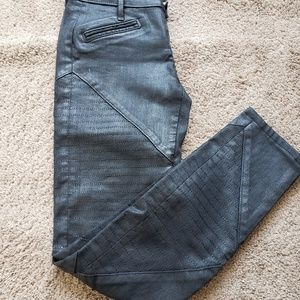 Guess black pants/jeans